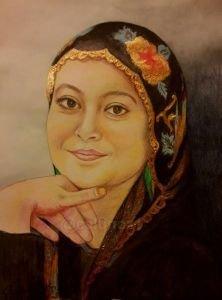 85 - Kaşgarlı Kız