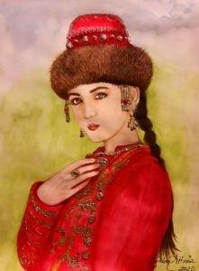 102 - Kazak kız