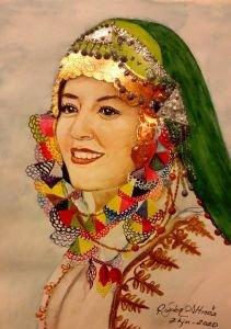 134-Türk kızı