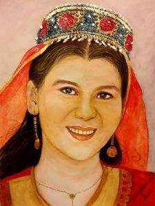 100 - Azeri kız