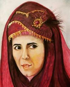Sultan Alaeddin Keykubat'in ilk eşi  Melike Adiliye Sultan