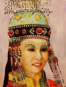 99 - Targut Türk kızı