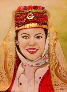 138-Türk kızı