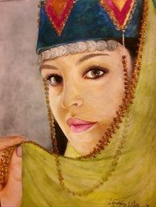 114 - Türk kızı