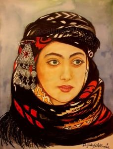 89 - İranlı kız