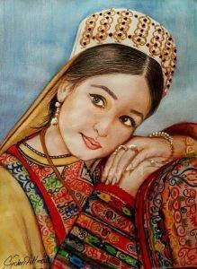 97 - Türkmen kızı 2