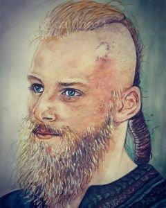 Vikingler dizisi  Bjorn - Alexander Ludwig