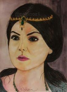 Halep Emirinin kızkardeşi Leyla