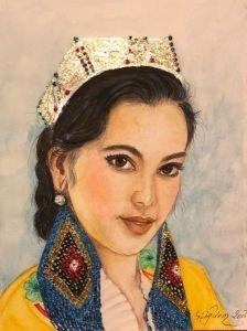Türkmen kızı 1