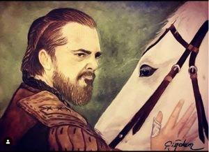 Ertuğrul ve  at